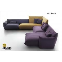 Alberta salotti Golden Young мягкая мебель