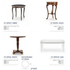 Sevensedie кофейные и журнальные столы