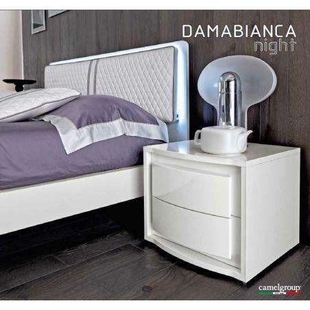1 Camelgroup Dama Bianca спальня