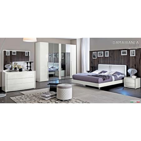 2 Camelgroup Dama Bianca спальня
