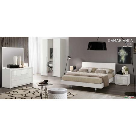4 Camelgroup Dama Bianca спальня