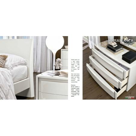 6 Camelgroup Dama Bianca спальня