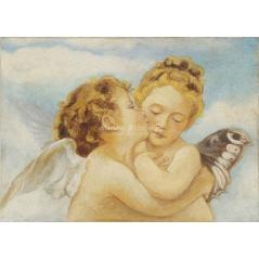 Фрески Mariani Affreschi с ангелами