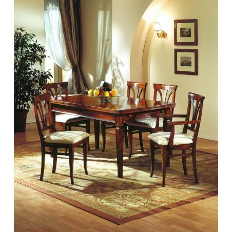 1 Ferro Raffaello обеденные столы