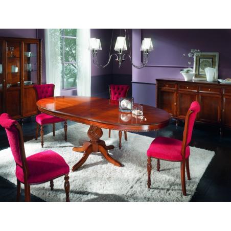 6 Ferro Raffaello обеденные столы