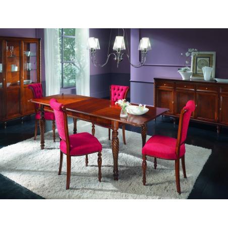 7 Ferro Raffaello обеденные столы