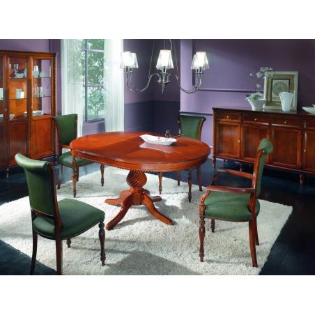 8 Ferro Raffaello обеденные столы