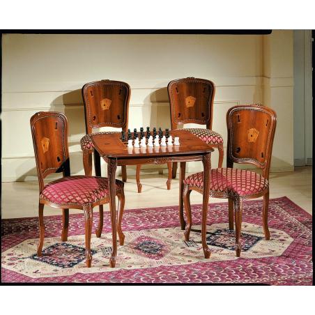 11 Ferro Raffaello обеденные столы