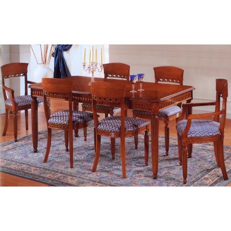 2 Ferro Raffaello обеденные столы