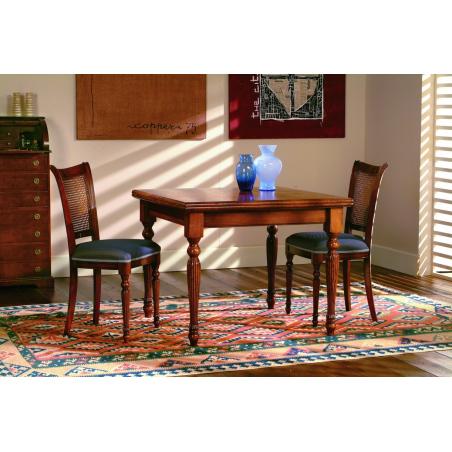 10 Ferro Raffaello обеденные столы