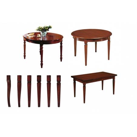 27 Ferro Raffaello обеденные столы