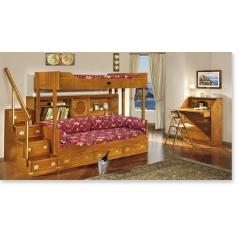 Caroti Vecchia Marina мебель для детской, двуспальные кровати