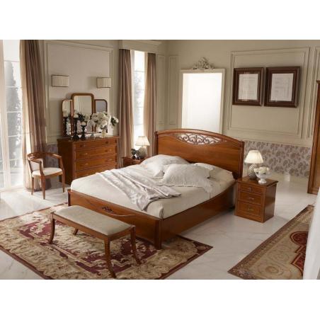 1 San Michele Portofino ciliegio спальня