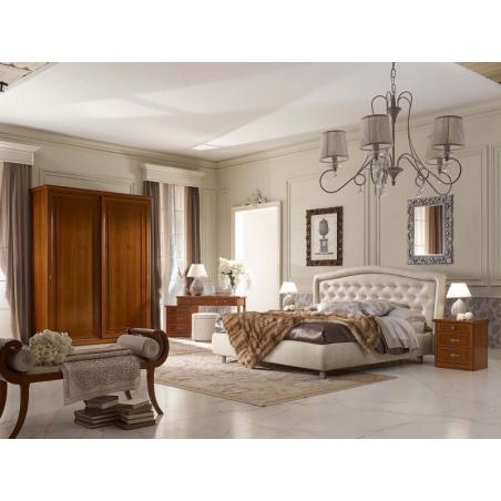 7 San Michele Portofino ciliegio спальня