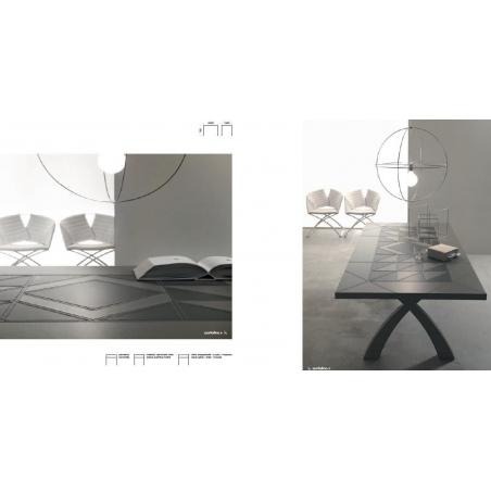 MIDJ обеденные столы нераздвижные - Фото 9