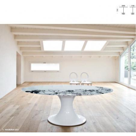 MIDJ обеденные столы нераздвижные - Фото 15