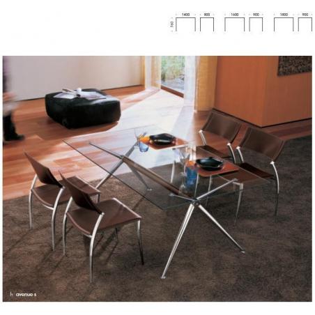 MIDJ обеденные столы нераздвижные - Фото 19