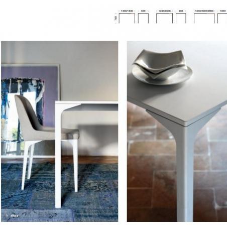 MIDJ обеденные столы раздвижные - Фото 13