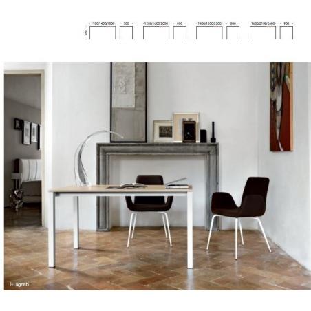 MIDJ обеденные столы раздвижные - Фото 32