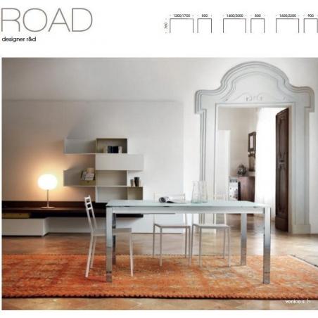 MIDJ обеденные столы раздвижные - Фото 34