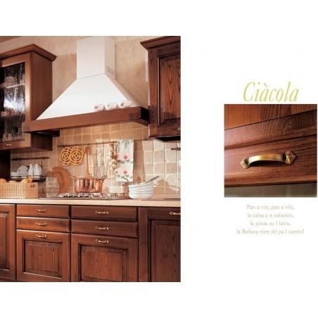 Home cucine Ciacola кухня - Фото 9