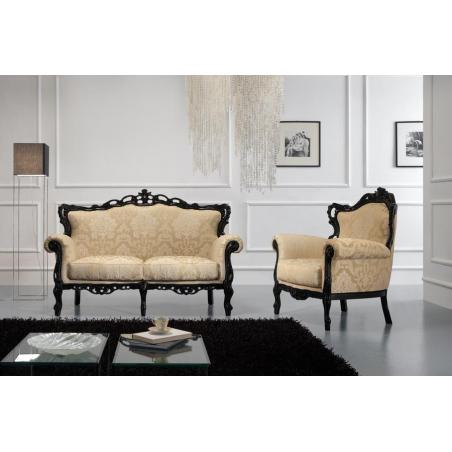 CIS Salotti Caravaggio Мягкая мебель - Фото 2