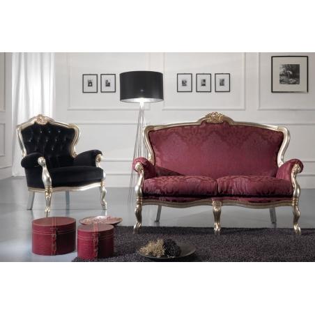 CIS Salotti Dafne Мягкая мебель - Фото 2