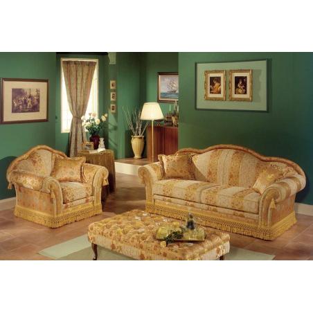 CIS Salotti Impero Мягкая мебель - Фото 2