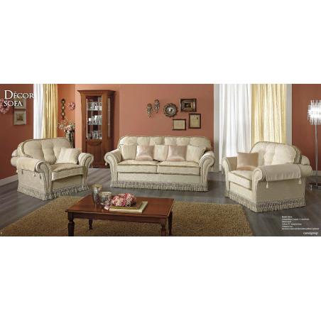 Camelgroup Decor Sofa мягкая мебель - Фото 4