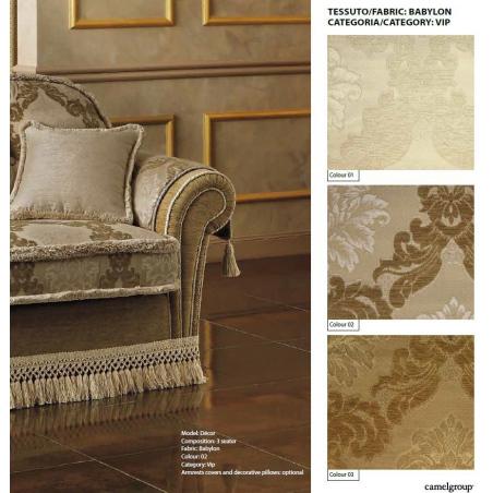Camelgroup Decor Sofa мягкая мебель - Фото 10