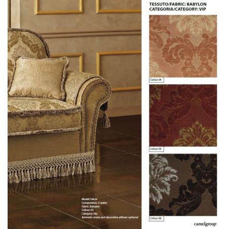 Camelgroup Decor Sofa мягкая мебель - Фото 11