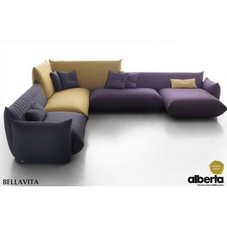 Alberta salotti Golden Young мягкая мебель - Фото 2