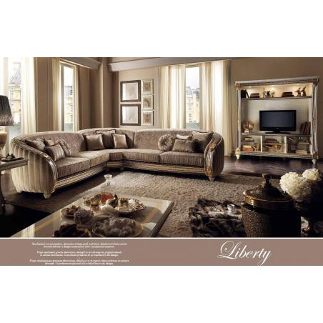 Arredo Classic corner sofa Угловые диваны - Фото 3