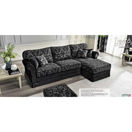 Camelgroup Treviso Sofa мягкая мебель - Фото 8
