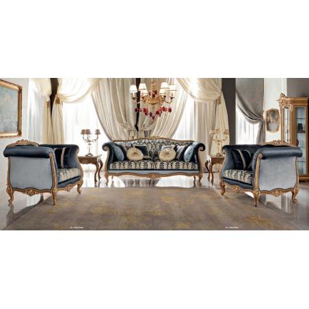 Modenese Gastone Bella Vita гостиная - Фото 27