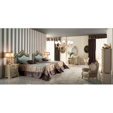Modenese Gastone Bella Vita спальня - Фото 14