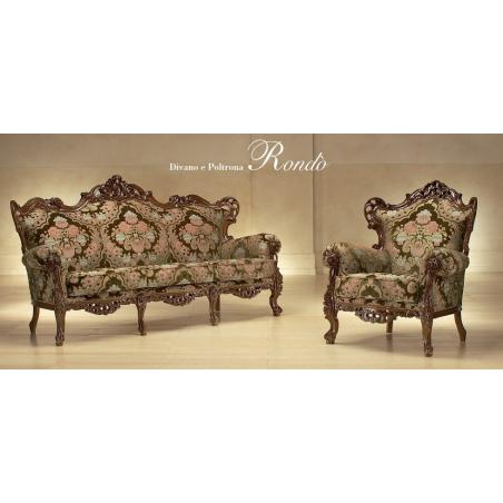 Morello Gianpaolo Red catalogue диваны и кресла - Фото 8