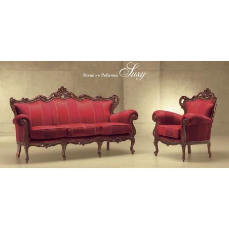 Morello Gianpaolo Red catalogue диваны и кресла - Фото 12