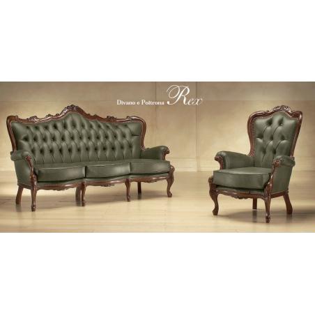 Morello Gianpaolo Red catalogue диваны и кресла - Фото 20
