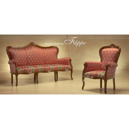 Morello Gianpaolo Red catalogue диваны и кресла - Фото 45