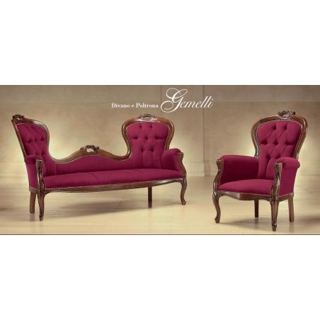 Morello Gianpaolo Red catalogue диваны и кресла - Фото 46