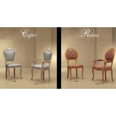 Morello Gianpaolo Red catalogue стулья и полукресла - Фото 3