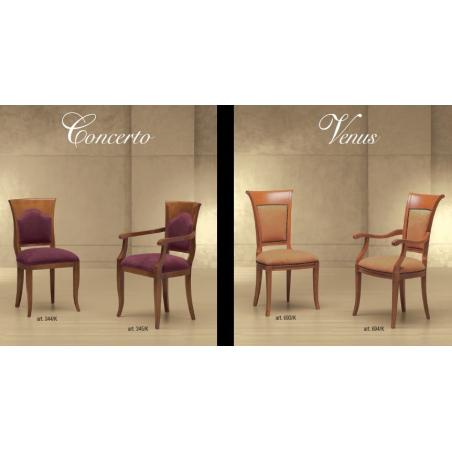 Morello Gianpaolo Red catalogue стулья и полукресла - Фото 5