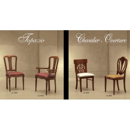 Morello Gianpaolo Red catalogue стулья и полукресла - Фото 6