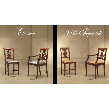 Morello Gianpaolo Red catalogue стулья и полукресла - Фото 7