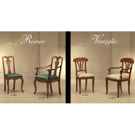 Morello Gianpaolo Red catalogue стулья и полукресла - Фото 8
