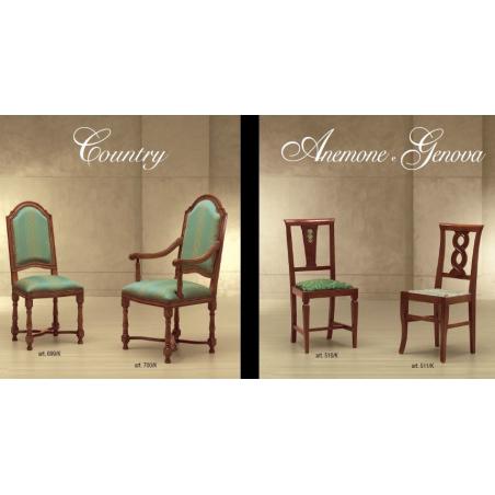 Morello Gianpaolo Red catalogue стулья и полукресла - Фото 9