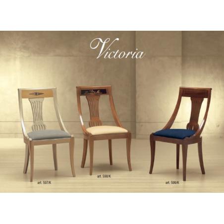 Morello Gianpaolo Red catalogue стулья и полукресла - Фото 10