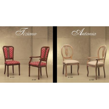 Morello Gianpaolo Red catalogue стулья и полукресла - Фото 11