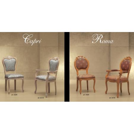 Morello Gianpaolo Red catalogue стулья и полукресла - Фото 13